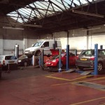 MOT Garage in Huyton